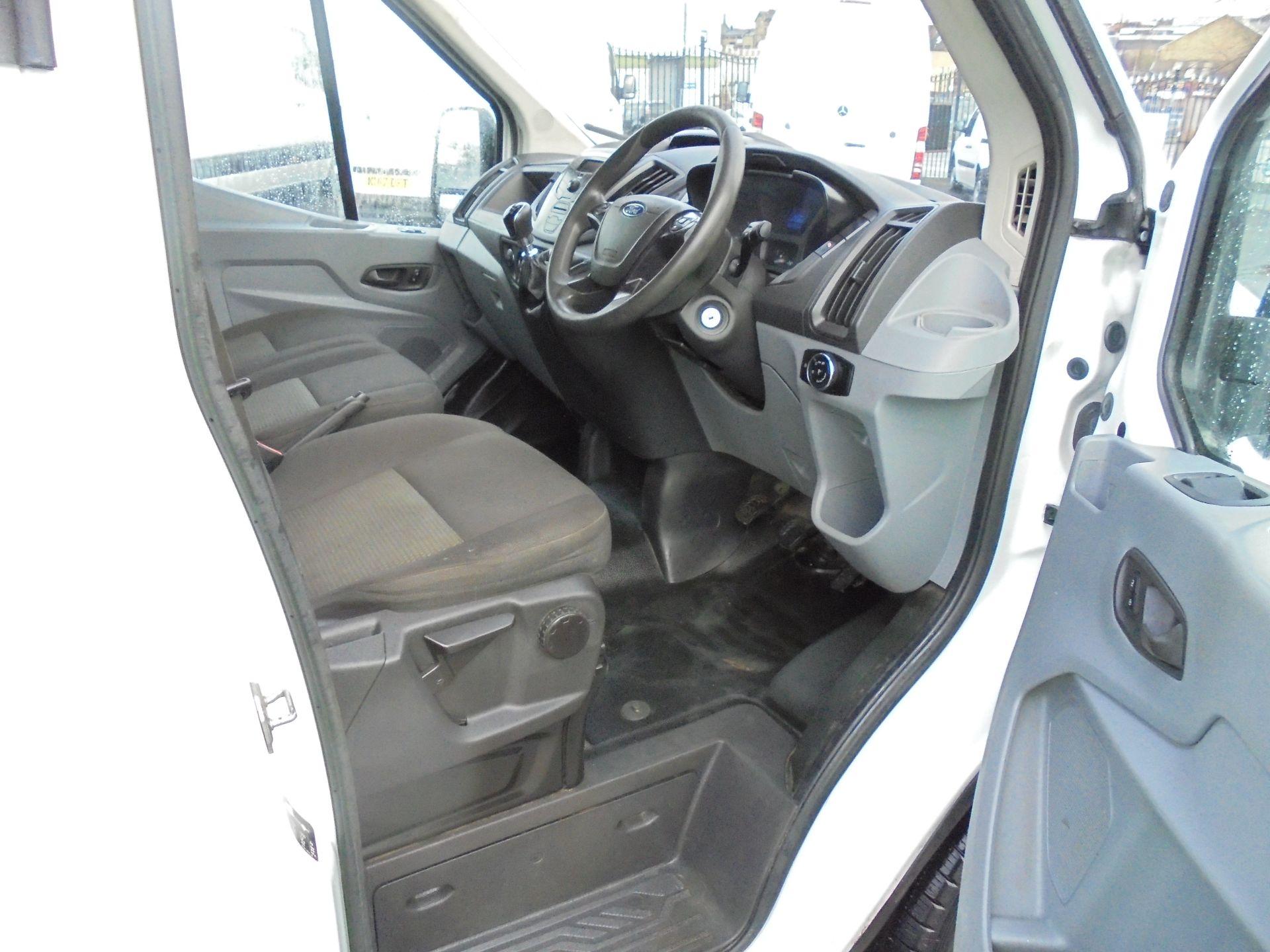 2016 Ford Transit 350 2.2 Tdci 125Ps L3 H2 Van Aftermarket Alarm and Security Locks (YB66WZN) Image 9