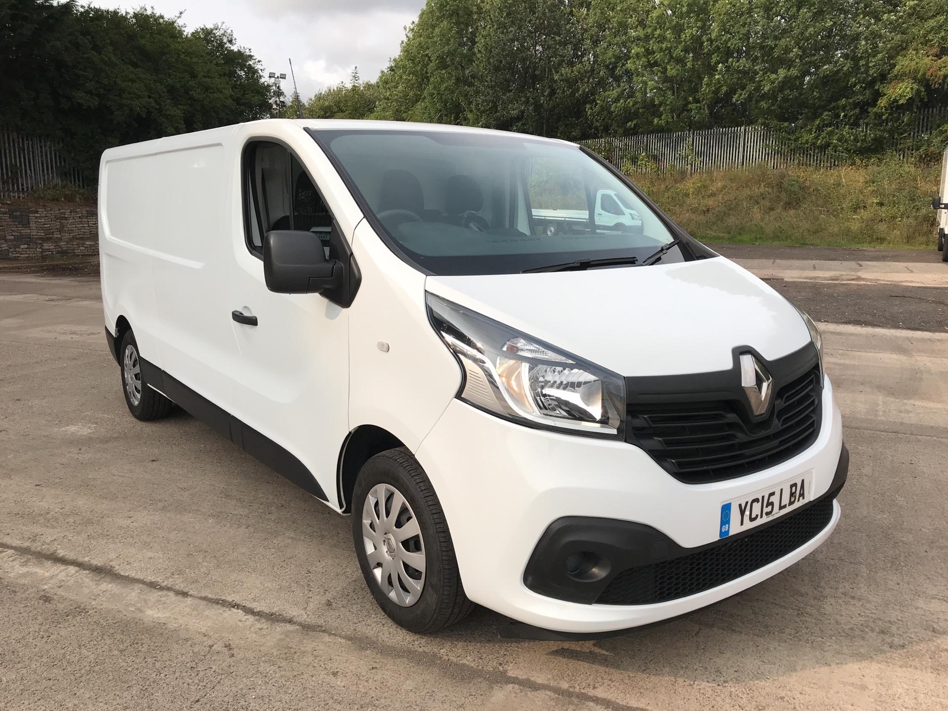 2015 Renault Trafic LWB LL29 ENERGY DCI 120PS BUSINESS+ AIR CON EURO 5 (YC15LBA)