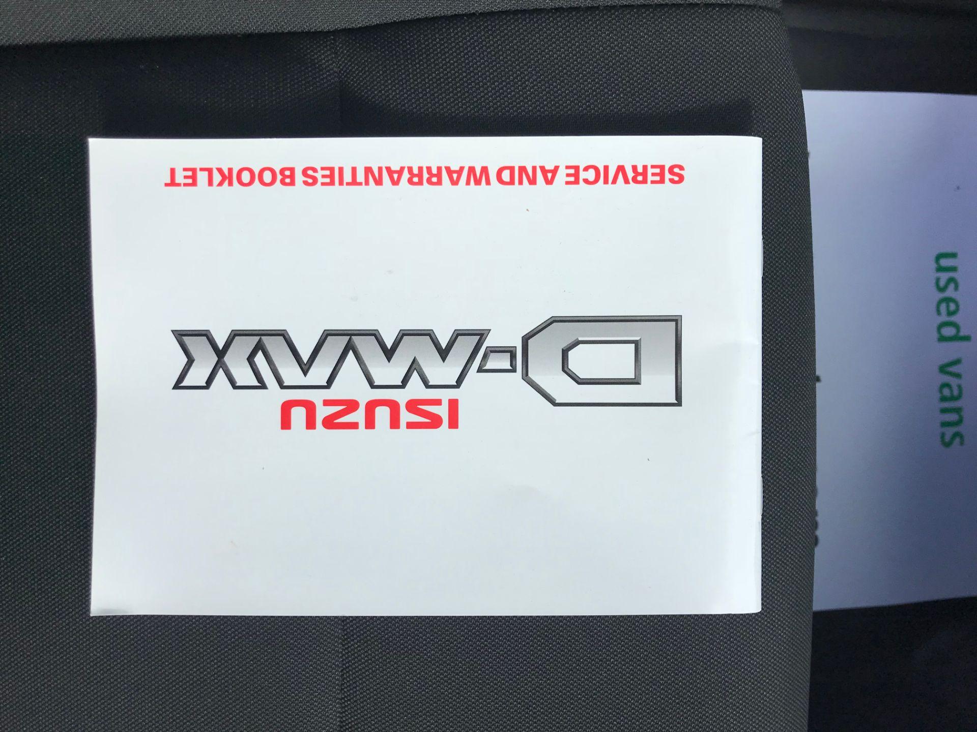 2016 Isuzu D-Max 2.5Td Double Cab 4X4 (YD66XFF) Image 44