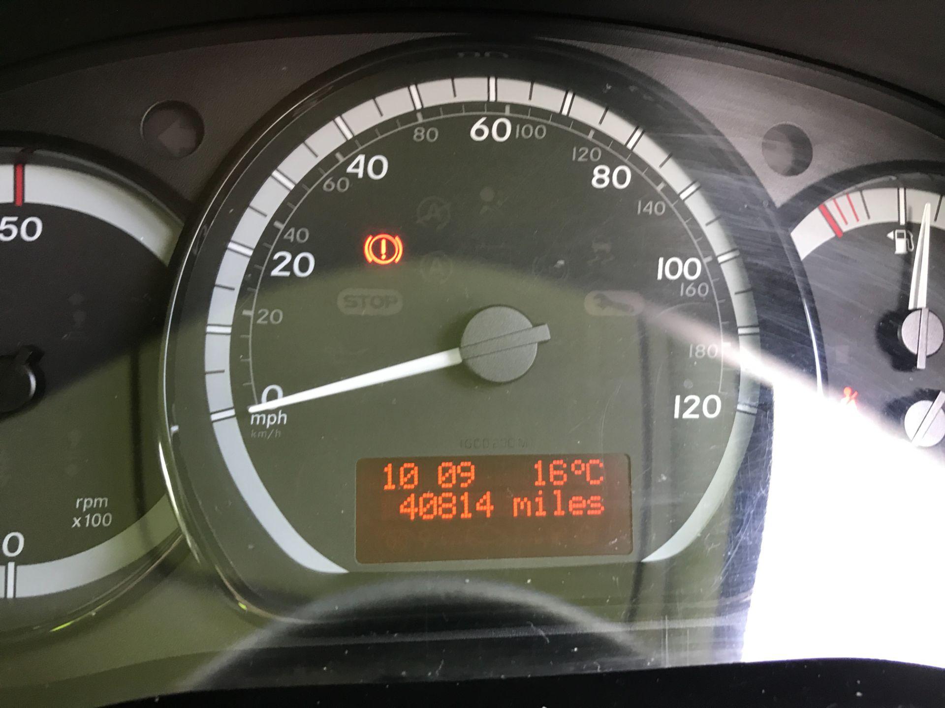 2017 Mercedes-Benz Citan 109CDI 90PS EURO 6 (YD67GWW) Image 16