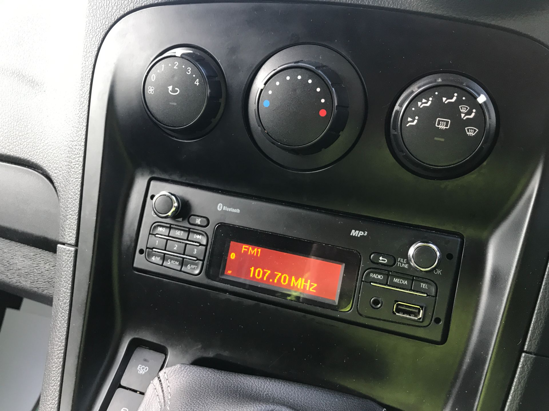 2017 Mercedes-Benz Citan 109CDI 90PS EURO 6 (YD67GWW) Image 10