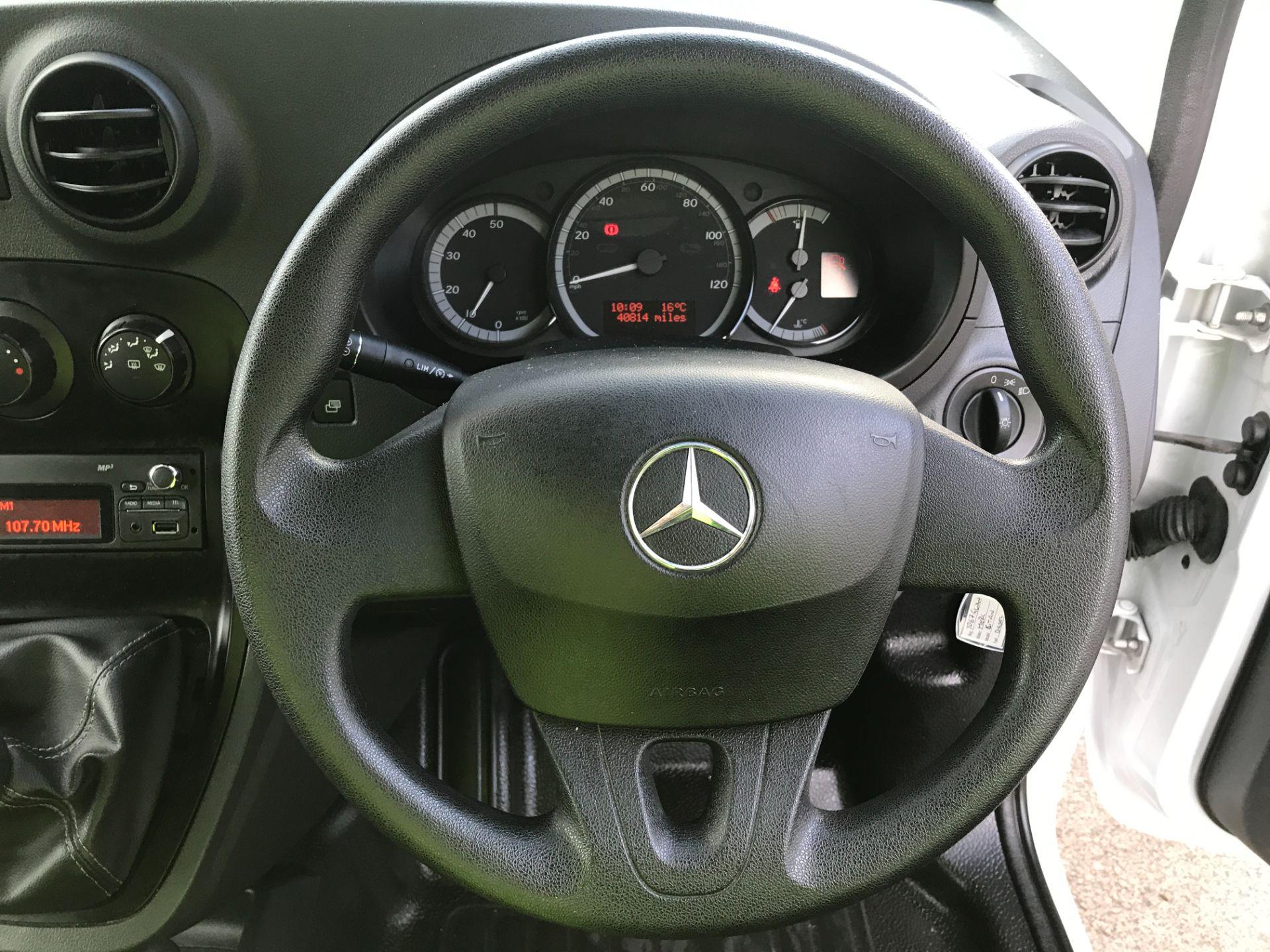 2017 Mercedes-Benz Citan 109CDI 90PS EURO 6 (YD67GWW) Image 15