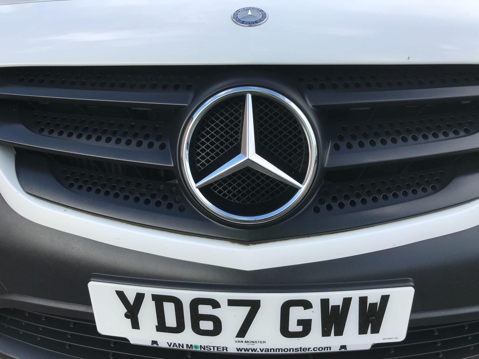 2017 Mercedes-Benz Citan 109CDI 90PS EURO 6 (YD67GWW) Image 30