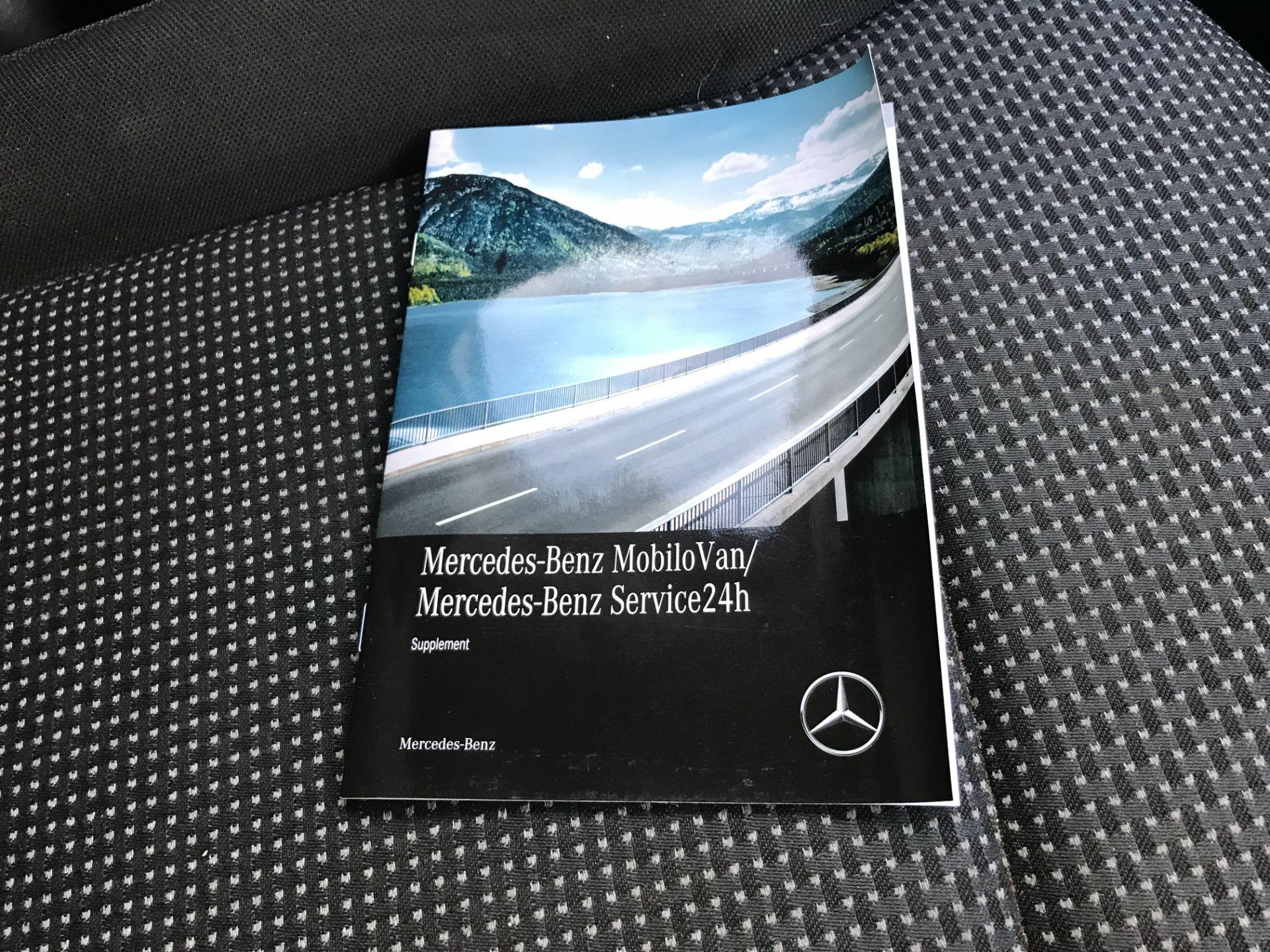 2017 Mercedes-Benz Citan 109CDI 90PS EURO 6 (YD67GWW) Image 26
