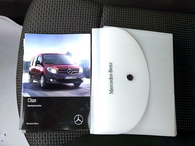 2017 Mercedes-Benz Citan Long Diesel 109Cdi Van (YD67GWX) Image 22