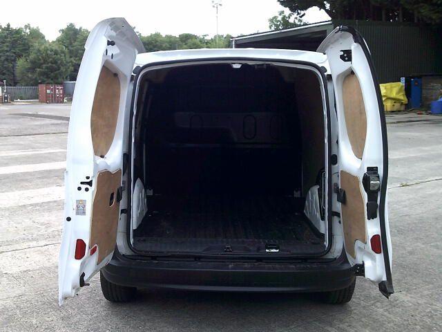 2017 Mercedes-Benz Citan Long Diesel 109Cdi Van (YD67GWX) Image 18