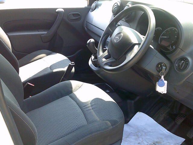 2017 Mercedes-Benz Citan Long Diesel 109Cdi Van (YD67GXB) Image 2