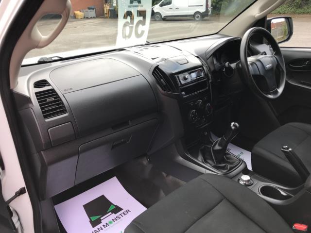 2017 Isuzu D-Max 1.9 Double Cab 4X4 Euro 6 (YD67YWX) Image 30