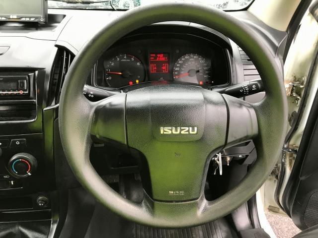 2014 Isuzu D-Max DOUBLE CAB 4X4 2.5TD 163PS EURO 5 (YE64ZWL) Image 5