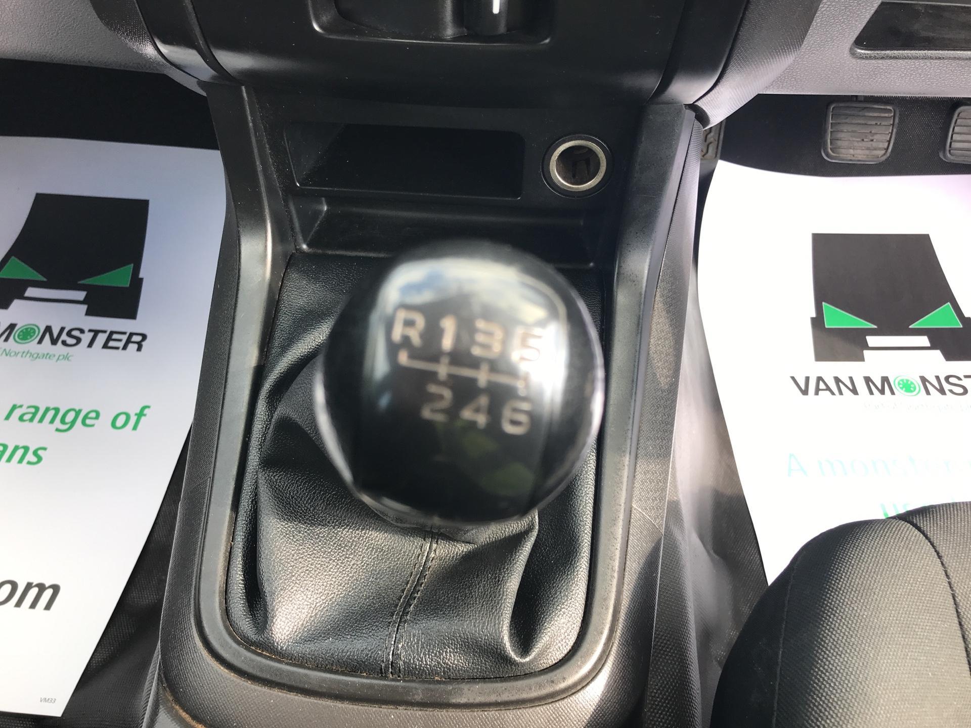 2015 Isuzu D-Max Double Cab 4*4 2.5 TD EURO 5 (YE65VOG) Image 11