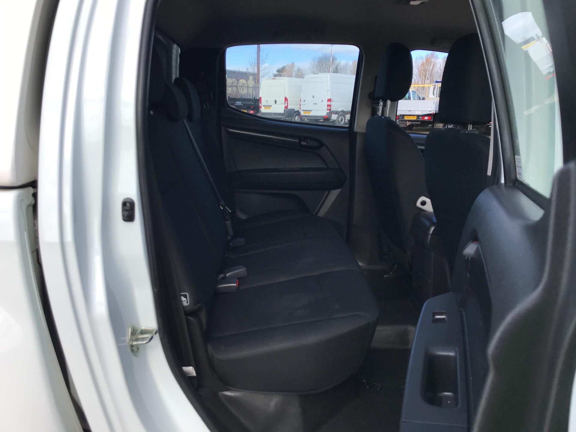 2015 Isuzu D-Max DOUBLE CAB 4*4 2.5 TD EURO 5 (YE65VOK) Image 18