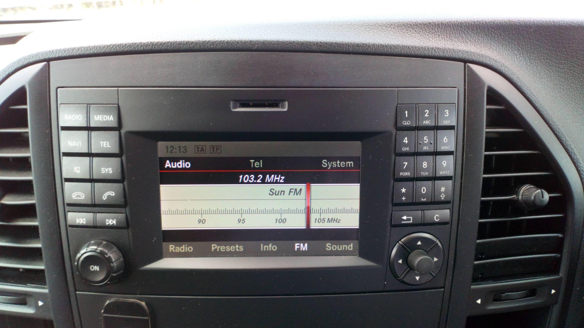 2017 Mercedes-Benz Vito 111Cdi Van (YE67EUT) Image 18