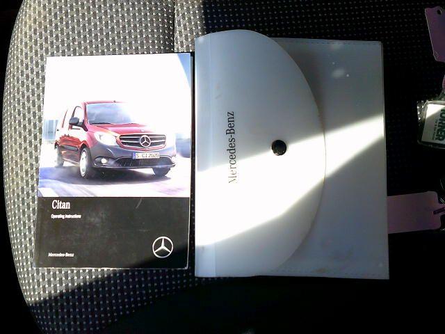 2017 Mercedes-Benz Citan 109Cdi Van (YE67YMX) Image 22