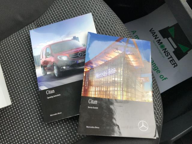 2017 Mercedes-Benz Citan Long Diesel 109CDI 90PS EURO 6 (YE67YMX) Image 23