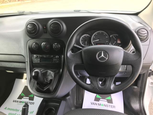 2017 Mercedes-Benz Citan  109 CDI VAN 90PS (YE67YNB) Image 19