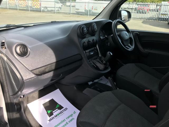 2017 Mercedes-Benz Citan  109 CDI VAN 90PS (YE67YNB) Image 17