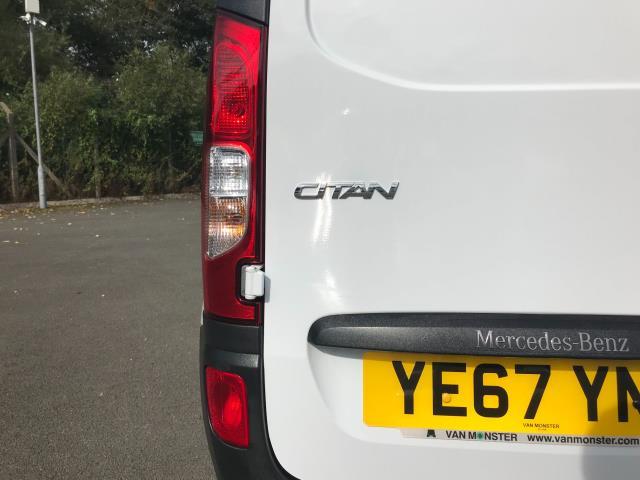 2017 Mercedes-Benz Citan  109 CDI VAN 90PS (YE67YNB) Image 16