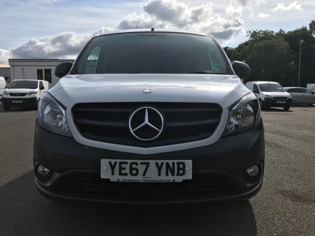 2017 Mercedes-Benz Citan  109 CDI VAN 90PS (YE67YNB) Image 12