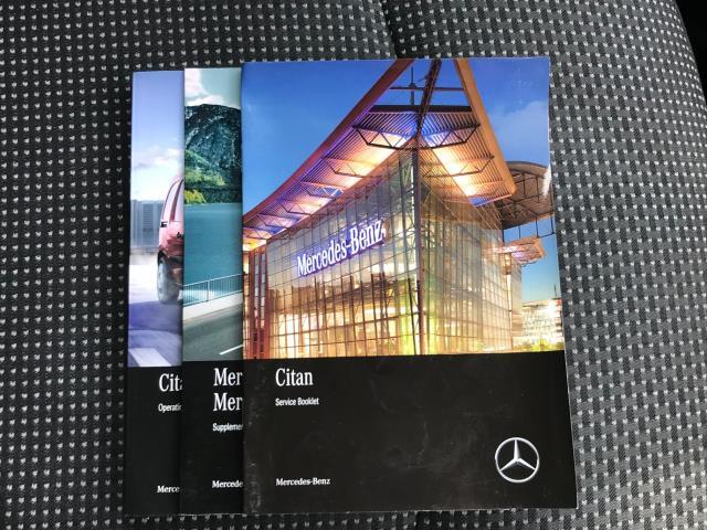 2017 Mercedes-Benz Citan  109 CDI VAN 90PS (YE67YNB) Image 26