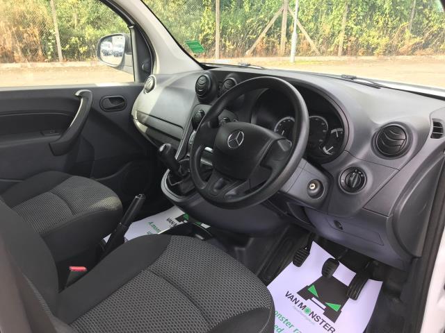 2017 Mercedes-Benz Citan  109 CDI VAN 90PS (YE67YNB) Image 18