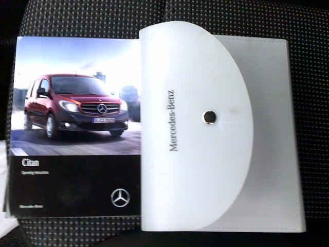 2017 Mercedes-Benz Citan Long Diesel 109Cdi Van (YE67YNM) Image 21