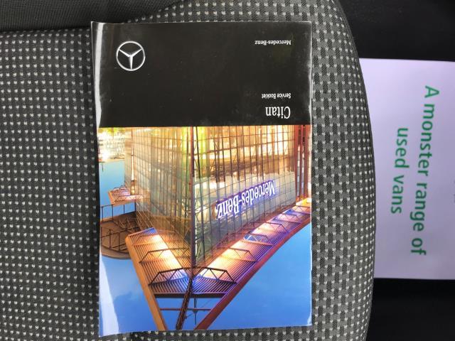 2017 Mercedes-Benz Citan 109Cdi Van (YE67YNS) Image 50