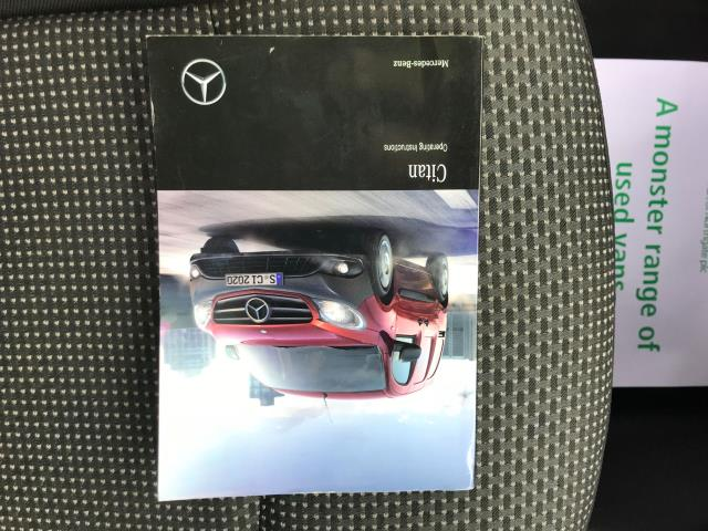 2017 Mercedes-Benz Citan 109Cdi Van (YE67YNS) Image 49