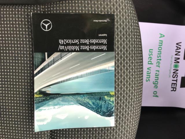 2017 Mercedes-Benz Citan 109Cdi Van (YE67YNS) Image 51