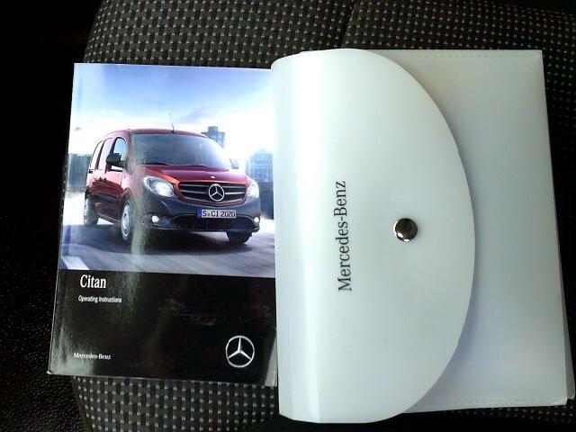 2017 Mercedes-Benz Citan Long Diesel 109Cdi Van (YE67YOO) Image 22