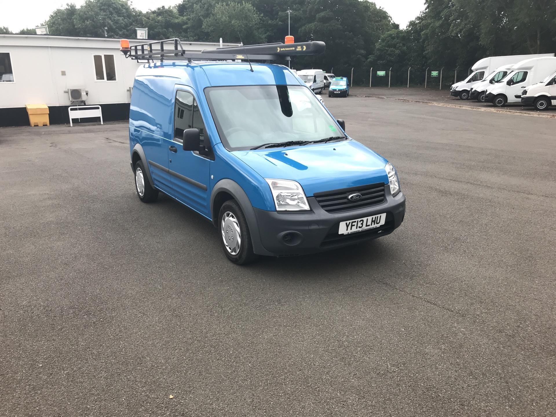 2013 Ford Transit Connect T230 HIGH ROOF VAN TDCI 90PS (YF13LHU)