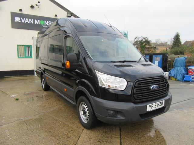 2015 Ford Transit 350 L4 H3 VAN 125PS EURO 5 -  *JUMBO*  COMPLETE WITH TOW BAR (YF15HZW)