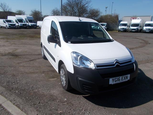 2016 Citroen Berlingo  L1 DIESEL 1.6 HDI 625KG ENTERPRISE 75PS EURO 4/5 (YG16EXN)