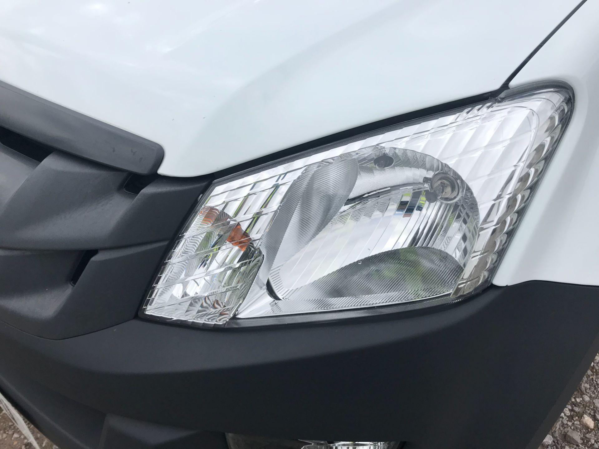 2017 Isuzu D-Max Double Cab 4*4 2.5 TD EURO 5 (YG17WSU) Image 32