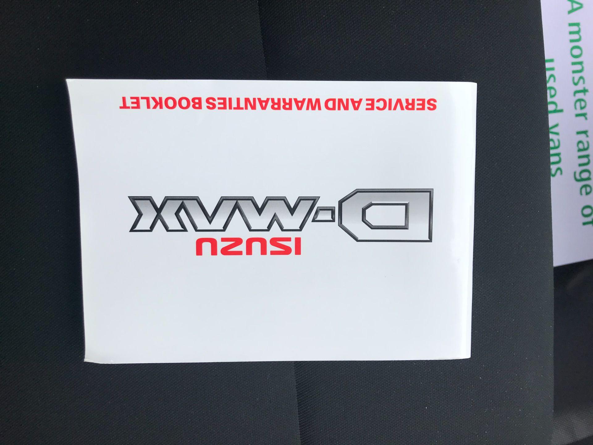 2017 Isuzu D-Max Double Cab 4*4 2.5 TD EURO 5 (YG17WSU) Image 46