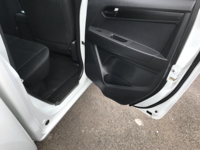 2017 Isuzu D-Max Double Cab 4*4 2.5 TD EURO 5 (YG17WSY) Image 30