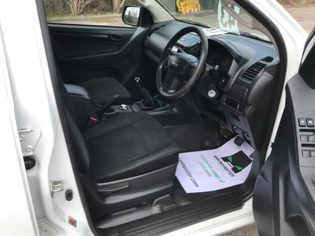 2017 Isuzu D-Max Double Cab 4*4 2.5 TD EURO 5 (YG17WSY) Image 9