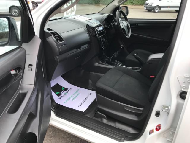 2017 Isuzu D-Max Double Cab 4*4 2.5 TD EURO 5 (YG17WSY) Image 24