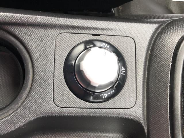 2017 Isuzu D-Max Double Cab 4*4 2.5 TD EURO 5 (YG17WSY) Image 21