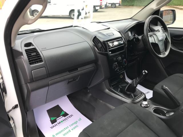 2017 Isuzu D-Max Double Cab 4*4 2.5 TD EURO 5 (YG17WSY) Image 25