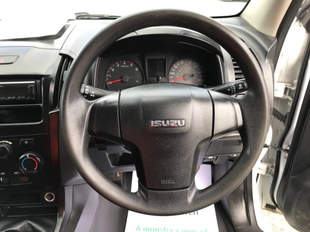 2017 Isuzu D-Max Double Cab 4*4 2.5 TD EURO 5 (YG17WSY) Image 14