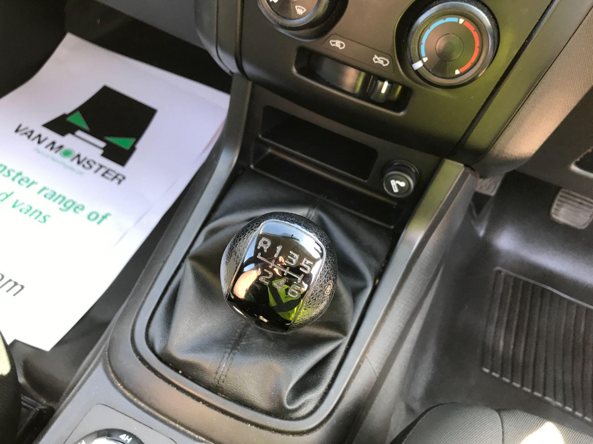 2017 Isuzu D-Max DOUBLE CAB 4X4 2.5TD EURO 5 AIR CON (YG17WSZ) Image 4