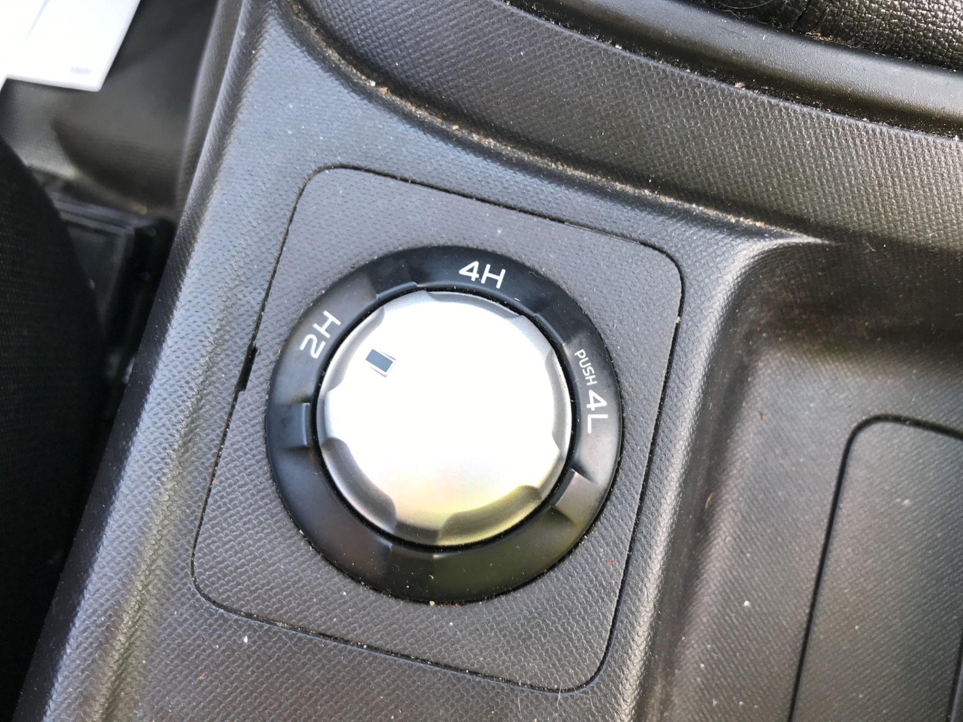 2017 Isuzu D-Max DOUBLE CAB 4X4 2.5TD EURO 5 AIR CON (YG17WSZ) Image 19