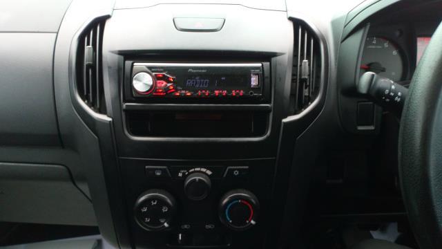 2017 Isuzu D-Max 2.5Td Double Cab 4X4 (YG17WUJ) Image 17