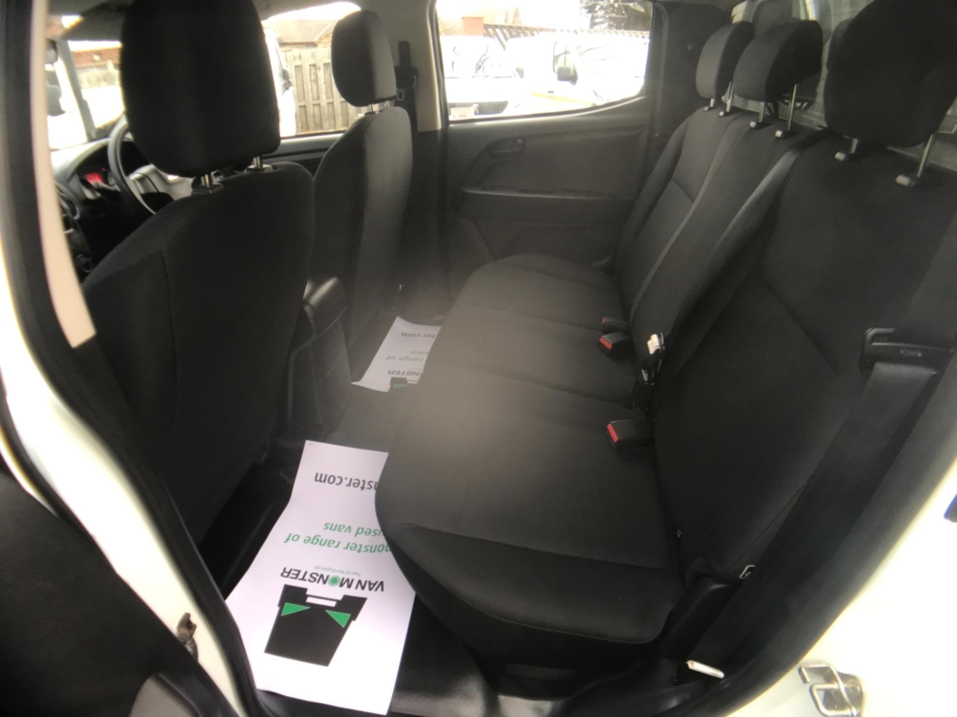 2018 Isuzu D-Max 1.9 Double Cab 4X4 (YG18FZJ) Image 10