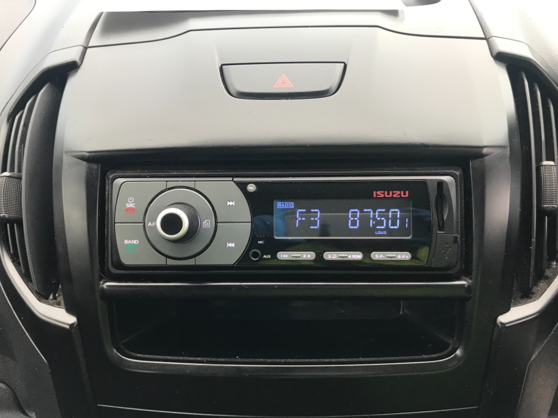 2018 Isuzu D-Max 1.9 Double Cab 4X4 (YG18FZJ) Image 13