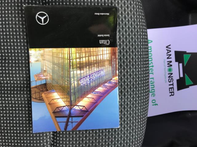 2018 Mercedes-Benz Citan 109Cdi Van (YH18DZS) Image 45