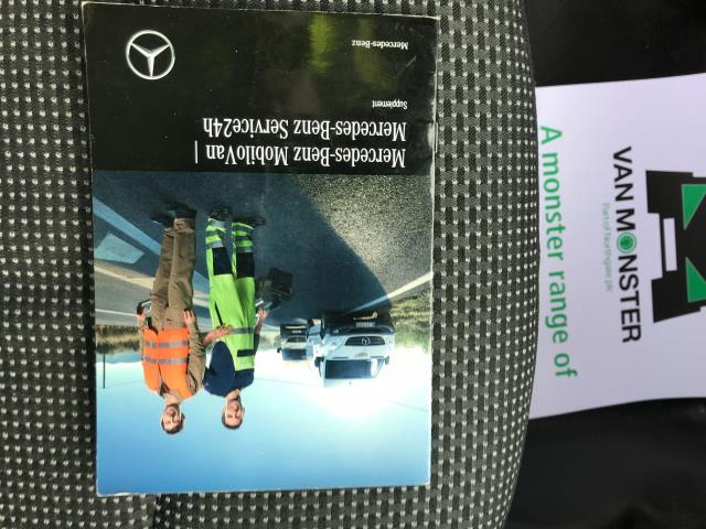 2018 Mercedes-Benz Citan 109Cdi Van (YH18DZS) Image 46