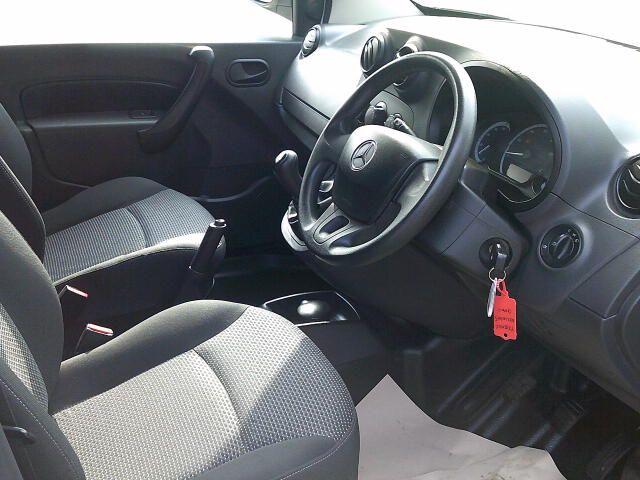 2018 Mercedes-Benz Citan Long Diesel 109Cdi Van (YJ18NUC) Image 2