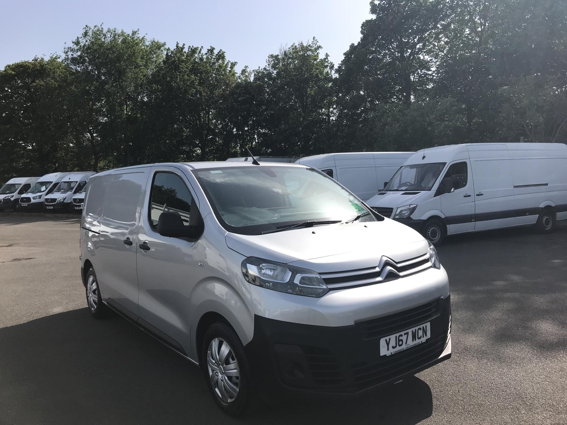 2017 Citroen Dispatch  M DIESEL 1000 1.6 BLUE HDI 95 ENTERPRISE EURO 6 (YJ67WCN)
