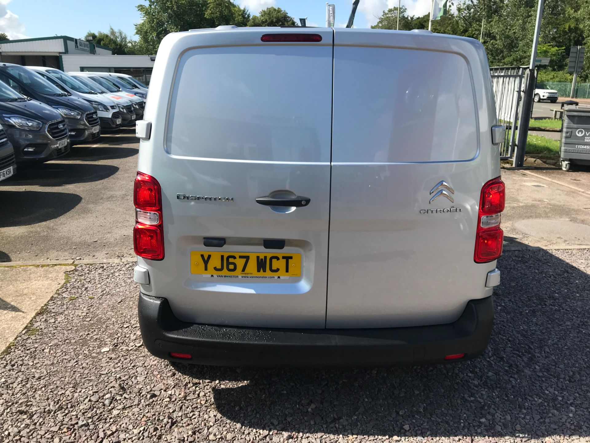 2017 Citroen Dispatch 1000 1.6 Bluehdi 95 Van Enterprise EURO 6 (YJ67WCT) Image 5